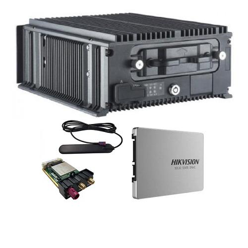 Hikvision NEI-MVR7608 8-Kanal Mobile Network Video Kayıt Cihazı