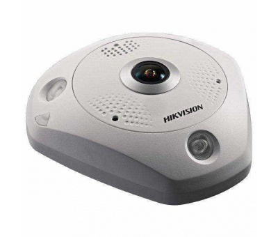 Hikvision NEI-F6362 6 MP Akıllı Fish-Eye Network Kamera