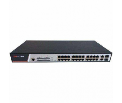 Hikvision NEI-3E2326P 24 Port POE Switch